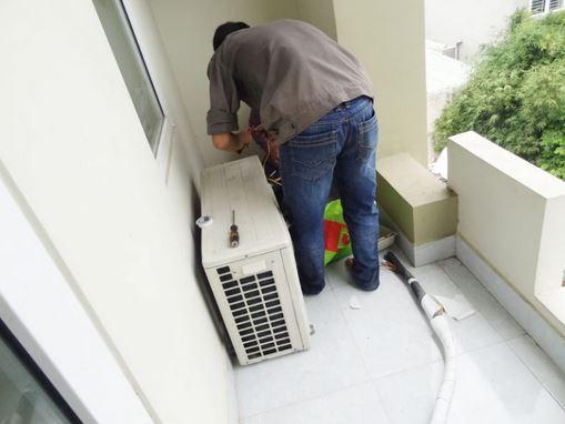 sửa chữa máy lạnh tại nhà